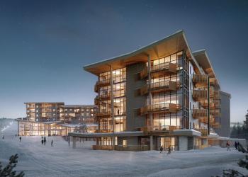 Sterk fremtidstro i Trysil|Trysil Alpine Lodge