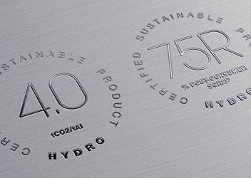 Norsk Hydro gjør kundene mer bærekraftige