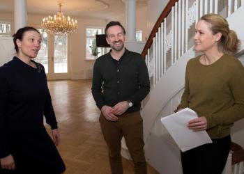 Ønsker et samarbeid mellom norske og tyske bedrifter