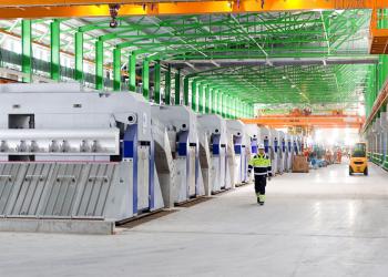 Full Hydro-produksjon i splitter nytt pilotanlegg