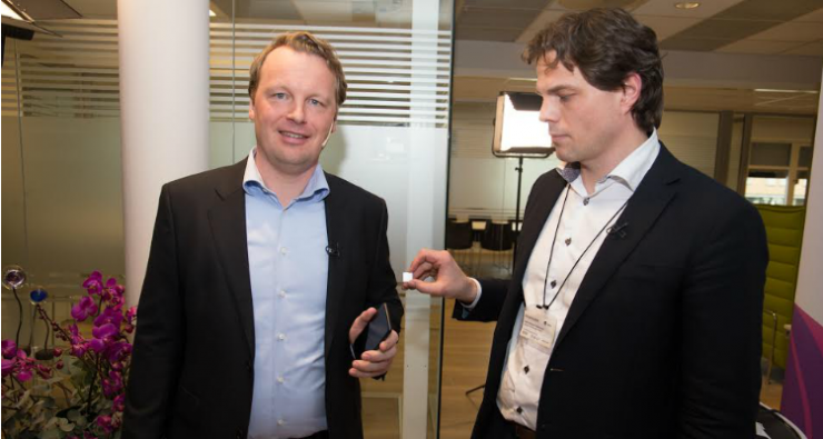 Industri 4.0 Telia og Disruptive Technologies