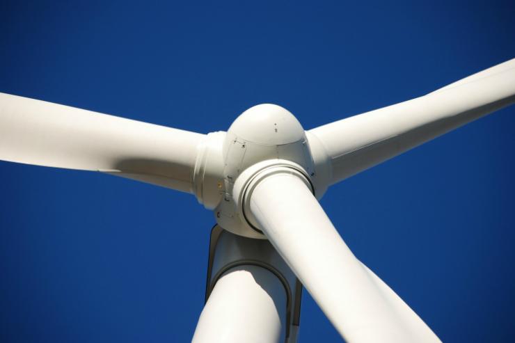 Utviklet verdens største vindturbinblad