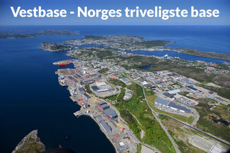 Vestbase Norges triveligste base