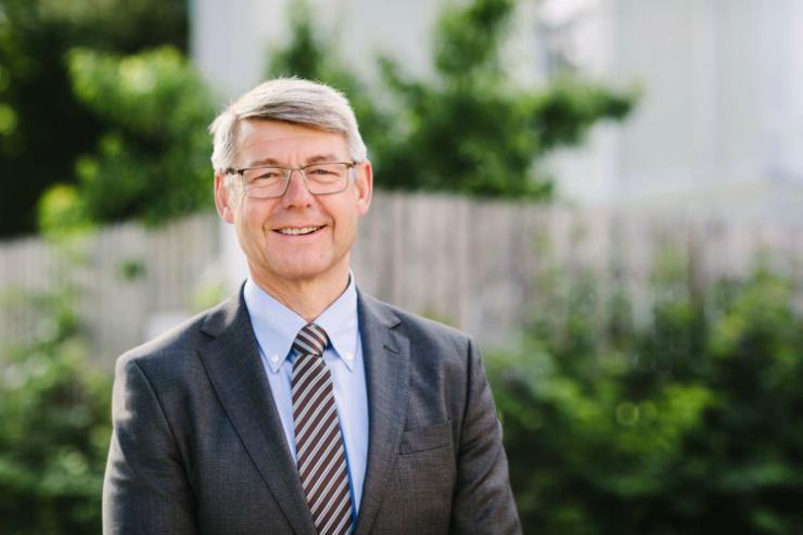 Morten Meyer, generalsekretær Huseiernes Landsforbund