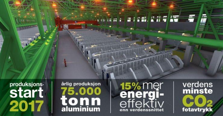 Aluminium er høyteknologi |Hydro