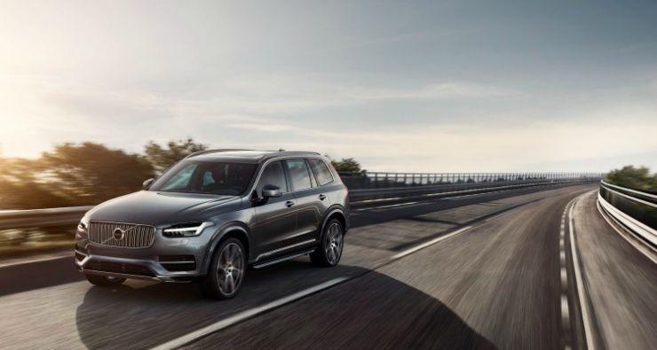 Slutt på dieselmotorer fra Volvo