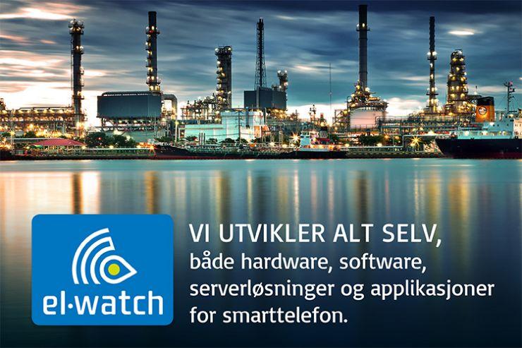 Kommunikasjon for IoT og Industri 4.0 El -Watch
