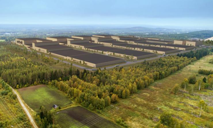 Bygger batterigigant i Nord Sverige