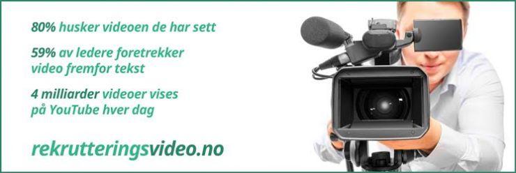 Rekrutter med Video| Teknologiskenyheter.no